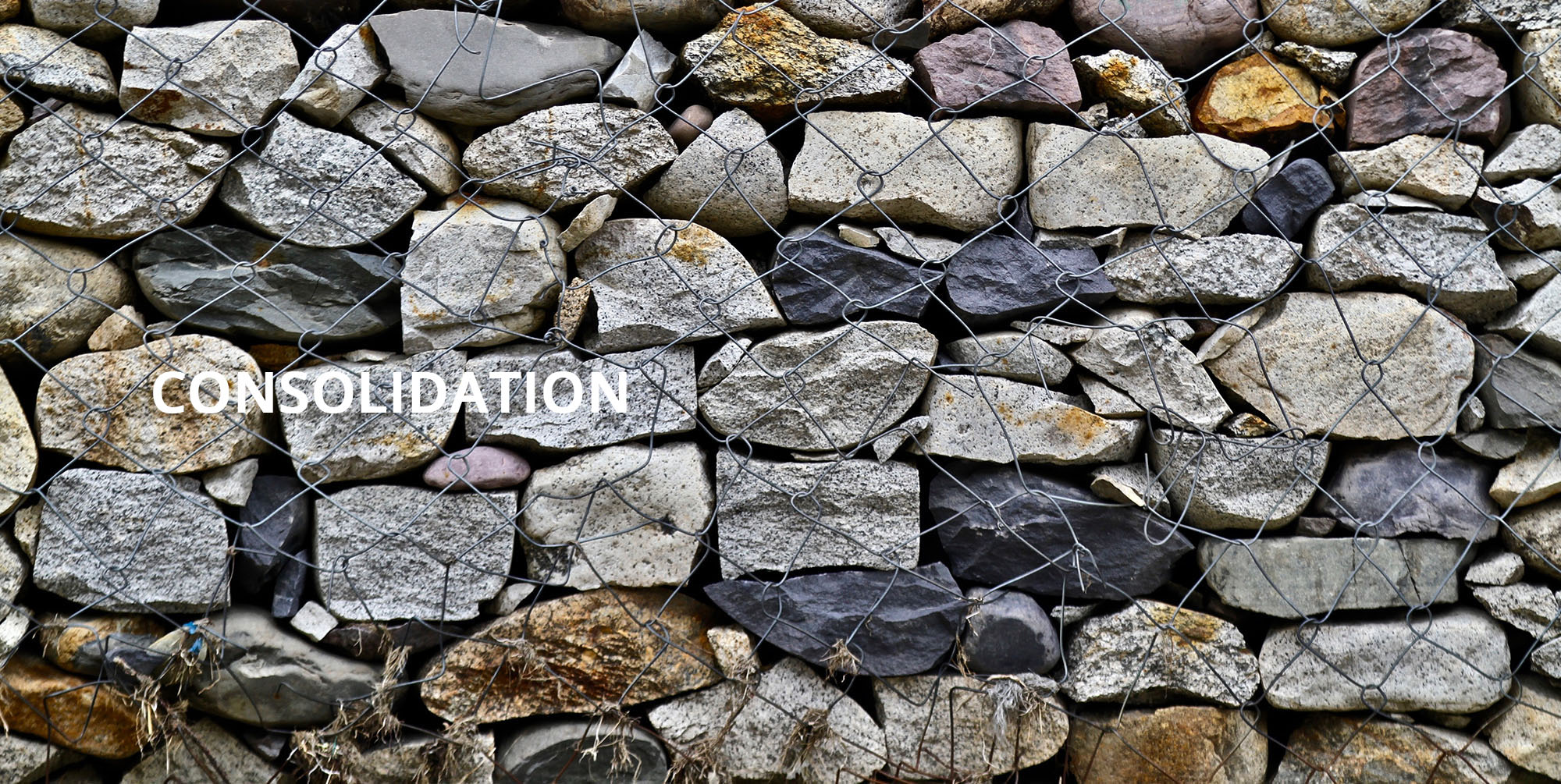 Mur de pierre seches